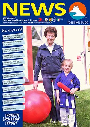 Newsjournal Yoseikan Budo Niederdorf