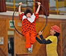 Kinder Zirkuskurs